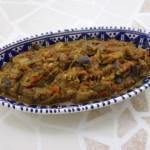 Zaalouk à la marocaine