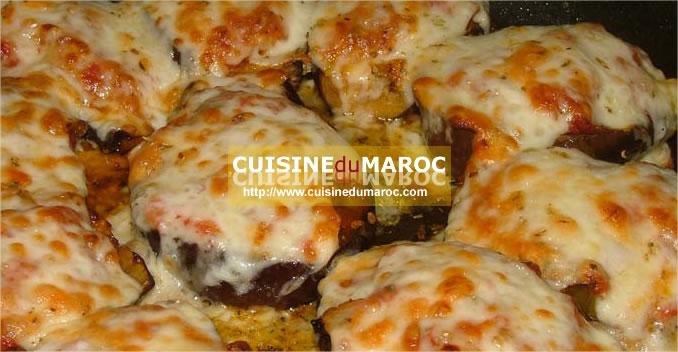 Recette rapide facile express et pas cher simple cuisiner - Cuisiner aubergine rapide ...