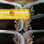 Barres de chocolats canule