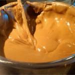 Beurre de cacahuète fait maison