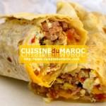Burrito du Mexique, tacos