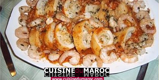 calamars-farcis-riz