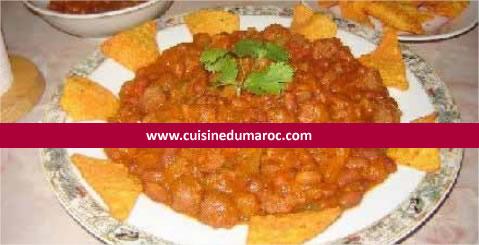 chili-con-carne-boulettes-viande-hachee