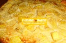 clafoutis-ananas