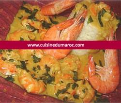 crevettes-au-lait-de-coco