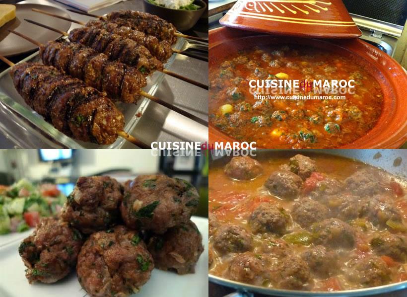 recette Foie à la coriandre (kebda mchermla) : Cuisine marocaine, Cuisine