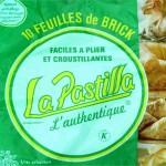 Feuilles de Pastilla