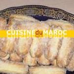 Gâteau Boudoirs au Noix de coco