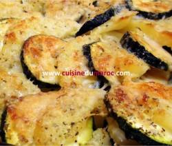 gratin-de-courgettes-aux-pommes-de-terre
