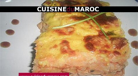 gratin-de-macaroni-bechamel