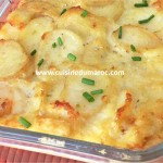 Gratin de patates douces