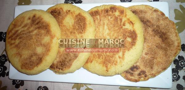 Petit d jeuner marocain recette petit d jeuner facile - Gateau pour le petit dejeuner ...