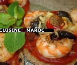 mini-pizza-aux-crevettes