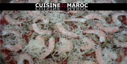 pizza-aux-crevettes