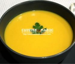 soupe-aux-potirons-lait-de-coco