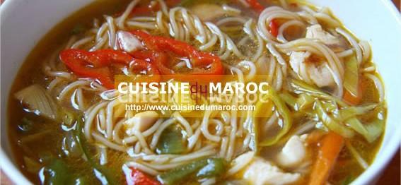 soupe chinoise aux carottes crevettes et champignons. Black Bedroom Furniture Sets. Home Design Ideas