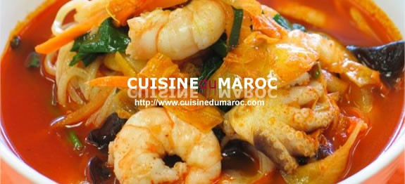 soupe-chinoise-facile-rapide