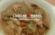 soupe-de-vermicelle-aux-crevettes