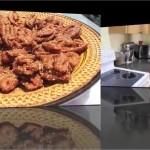 Vidéo Sousou Kitchen : Recette Chebakia, الشباكية