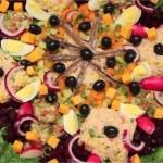 Vidéo Sousou Kitchen : Recette Salade variée niçoise
