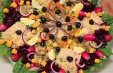 Salade variée niçoise