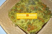 spaghetti-crevettes-surimi