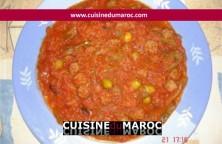 tajine-boulette-kefta-aubergine-courgette-piment-vert