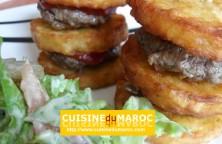 double-burger-fait-maison