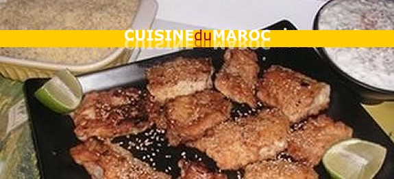 filets-de-poissons-sauce-yaourt